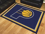 Indiana Pacers 8'x10' Rug