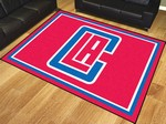 Los Angeles Clippers 8'x10' Rug