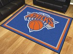 New York Knicks 8'x10' Rug