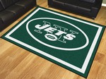 New York Jets 8'x10' Rug