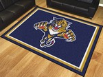 Florida Panthers 8'x10' Rug