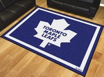 Toronto Maple Leafs 8'x10' Rug