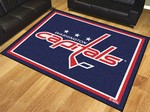 Washington Capitals 8'x10' Rug
