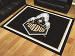 Purdue University Boilermakers 8'x10' Rug