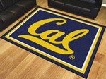 Cal Golden Bears 8'x10' Rug
