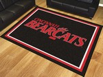 University of Cincinnati Bearcats 8'x10' Rug