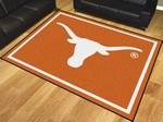 University of Texas at Austin Longhorns 8'x10' Rug