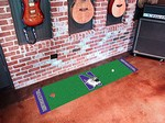 Northwestern University Wildcats Putting Green Mat