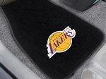 Los Angeles Lakers Embroidered Car Mats