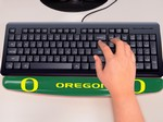 University of Oregon Ducks Keyboard Wrist Rest