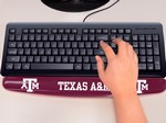 Texas A&M University Aggies Keyboard Wrist Rest