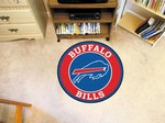 "Buffalo Bills 27"" Roundel Mat"