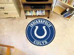 "Indianapolis Colts 27"" Roundel Mat"