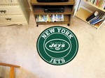 "New York Jets 27"" Roundel Mat"