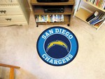 "San Diego Chargers 27"" Roundel Mat"
