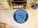 "Tennessee Titans 27"" Roundel Mat"