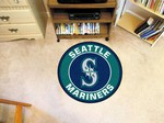 "Seattle Mariners 27"" Roundel Mat"