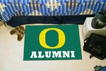 University of Oregon Alumni Starter Rug