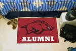 University of Arkansas Alumni Starter Rug