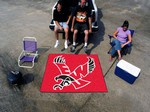 Eastern Washington University Eagles Tailgater Rug - Red