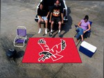 Eastern Washington University Eagles Ulti-Mat Rug - Red