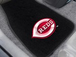 Cincinnati Reds Embroidered Car Mats