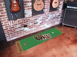 Kutztown University Golden Bears Putting Green Mat