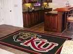 Kutztown University Golden Bears 5x8 Rug
