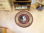 "Florida State University Seminoles 27"" Roundel Mat"