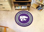 "Kansas State University Wildcats 27"" Roundel Mat"