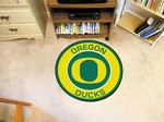 "University of Oregon Ducks 27"" Roundel Mat"