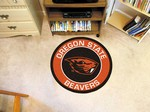 "Oregon State University Beavers 27"" Roundel Mat"