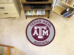 "Texas A&M University Aggies 27"" Roundel Mat"