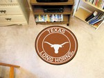 "University of Texas at Austin Longhorns 27"" Roundel Mat"