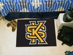 Kennesaw State University Owls Starter Rug - KS Logo