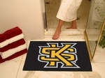Kennesaw State University Owls All-Star Rug - KS Logo