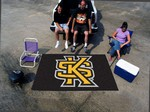 Kennesaw State University Owls Ulti-Mat Rug - KS Logo