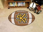 Kennesaw State University Owls Football Rug - KS Logo