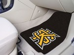 Kennesaw State University Owls Carpet Car Mats - KS Logo