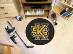 Kennesaw State University Owls Hockey Puck Mat