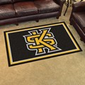 Kennesaw State University Owls 4x6 Rug