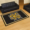 Kennesaw State University Owls 5x8 Rug