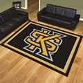 Kennesaw State University Owls 8'x10' Rug