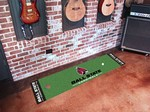 Ball State University Cardinals Putting Green Mat