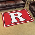 Rutgers Scarlet Knights 4x6 Rug
