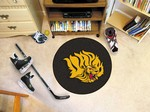 Arkansas - Pine Bluff Golden Lions Hockey Puck Mat