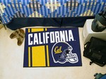 Cal Golden Bears Starter Rug - Uniform Inspired