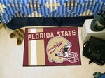 Florida State Seminoles Starter Rug - Uniform Inspired
