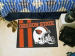 Oregon State Beavers Starter Rug - Uniform Inspired