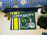 Oregon Ducks Starter Rug - Uniform Inspired